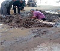 بسبب كسر في المواسير.. قطع المياه عن بعض المناطق بقنا