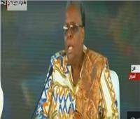 فيديو| نائب رئيس وزراء نامبيا: المرأة ساعدت في تحرير إفريقيا