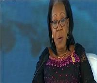فيديو| كاثرين سامبا: يجب إعطاء المرأة دورا في عمليات السلام بإفريقيا