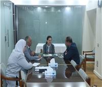 برامج توعية لطلاب جامعة سوهاج بالتعاون مع مجلس السكان الدولي