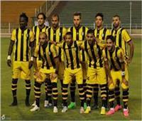 شاهد  المقاولون يفوز على المصري ويتصدر الدوري الممتاز