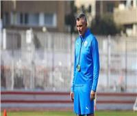 كارتيرون يكشف عن حديثه مع مصطفى محمد قبل مباراة بيراميدز