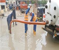 طوارئ بالقاهرة والمحافظات لإزالة آثار الأمطار