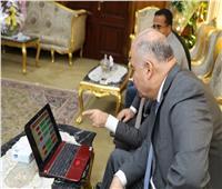 محافظ قنا يتابع مشروعات الجهاز المركزي للتعمير بجنوب الصعيد