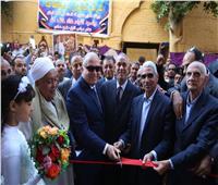 محافظ قنا يفتتح أعمال إحلال وتجديد مسجد عكاشة بقرية القناوية