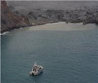 غواصون يخوضون في مياه ملوثة بحثا عن ضحايا بركان نيوزيلندا