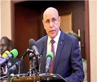 الرئيس الموريتاني يهنئ نظيره الجزائري المنتخب
