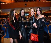 شاهد| نجوم الفن بحفل إليسا بأوبرا جامعة مصر