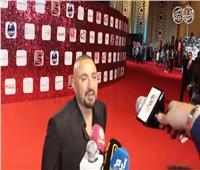 فيديو| أحمد السقا: «العنكبوت» لا يشبه «همام في أمستردام»