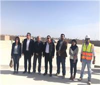 صور| وزيرة السياحة تتفقد متحف شرم الشيخ