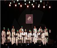 صور| الحضرة تقدم حفل إنشاد ديني في «الساقية»
