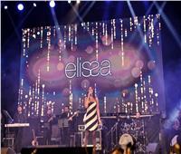 صور| إليسا تتألق في حفل بالإسكندرية لصالح «مرضى الكبد»