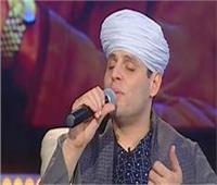 التهامي يهنئ محمد طارق لفوزه بلقب منشد الشارقة