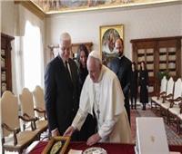 البابا فرنسيس يستقبل رئيس وزراء الجبل الأسود