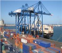 ميناء دمياط يستقبل 12 سفينة للبضائع العامة والحاويات