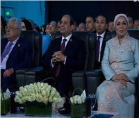 انطلاق فعاليات منتدى شباب العالم بمدينة شرم الشيخ بحضور الرئيس السيسي