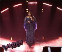 """إيمان عبدالغني تتأهل للحلقة الأخيرة من برنامج """"The voice"""""""