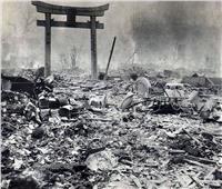 هيروشيما تهدم مبنيين نجيا من القصف الذري