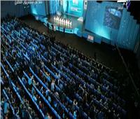 فيديو| لحظة وصول «السيسي» لحضور أولى جلسات منتدى شباب العالم