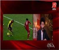 فيديو| خالد النبوي يرحب بتجسيد محمد صلاح في فيلم سينمائي