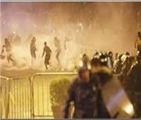 وزيرة الداخلية اللبنانية: عناصر مندسة تسببت في المواجهات بين المتظاهرين والأمن