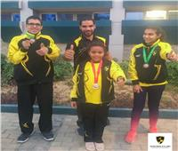 «دجلة» يحصد ميداليات بطولة «كأس مصر» لألعاب القوى