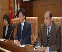اتحاد الغرف التجارية يبحث زيادة العلاقات الاقتصادية المصرية الصينية