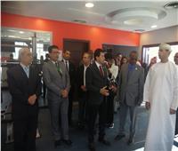 6 وزراء يتفقدون مدينة الشباب والرياضة بشرم الشيخ
