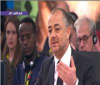 فيديو| وزير الدفاع اللبناني: «استقبلنا في بيوتنا ومنازلنا ومدارسنا 2 مليون نازح سوري»