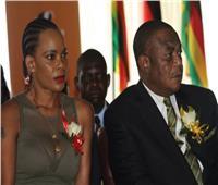القبض على زوجة نائب رئيس زيمبابوي بتهم تتعلق بالفساد وغسل الأموال