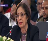 فيديو| نائلة جبر: مصر لم تستثمر وجود الـ6 ملايين لاجئ على أرضها