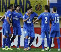 خيتافي يفوز على بلد الوليد 2-0 في الدوري الإسباني لكرة القدم