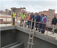 محافظ القليوبية يتفقد عددا من المشروعات الجاري تنفيذها بمدينة طوخ.. صور