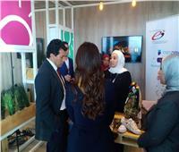 """مبادرة """"فرزيانا"""" تمثل وزارة الشباب في منصة حاضنة الأعمال بمنتدى الشباب"""