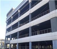 7 معلومات عن «الجراج متعدد الطوابق» بميناء الإسكندرية