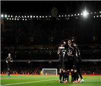 فيديو| مانشستر سيتي يكتسح أرسنال ويقلص الفارق مع ليفربول