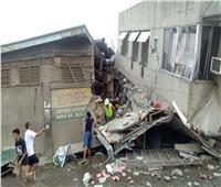 فيديو وصور| لقطات مرعبة لزلزال الفلبين