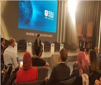 وزير الرياضة يلتقي أبطال مصر المشاركين في منتدى شباب العالم