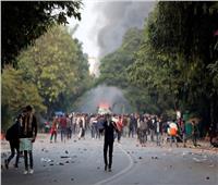 الشرطة الهندية تطلق الغاز المسيل للدموع على محتجين على قانون الجنسية