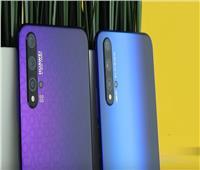 هواوي تكشف عن هاتفها الجديد Nova 5T