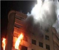 السيطرة على حريق في شقة سكنية بالمرج