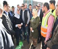وحدة طب أسرة الحبيل  أول محطة في جولة وزيرة الصحة بالأقصر