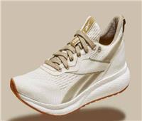 من أشجار الكافور وحبوب الخروع.. أول حذاء رياضي نباتي في العالم