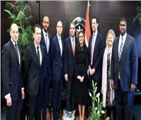 وفد الكونجرس: مصر وجهة للاستثمارات الأمريكية في الشرق الأوسط وأفريقيا