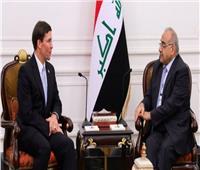 العراق والولايات المتحدة يبحثان استمرار التعاون في مكافحة الإرهاب