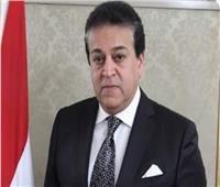 عبد الغفار يتلقى تقريرا عن أداء وزارة التعليم العالي عام 2019