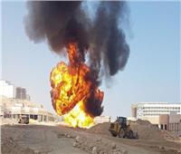إصابة 4 أشخاص أثناء إشعالهم النار في أخشاب للتدفئة بإحدى قرى قنا