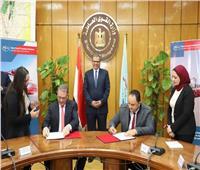 سعفان: اتفاقية عمل جماعية تحفظ حقوق 1235 عاملا بشركة قناة السويس للحاويات