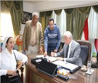 محافظ جنوب سيناء يسمح بالتصالح على مخالفات بناء أحد المنتجعات السياحية