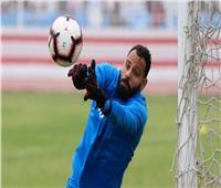 «جنش» يؤازر لاعبي الزمالك في مران الفريق